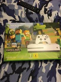 Xbox one s 500gb never used