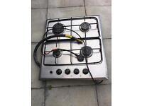 Whirpool Gas hob in good condition