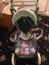 Kid's toy pram