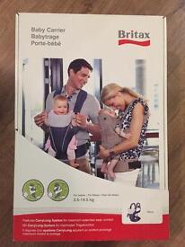 Britax baby carrier