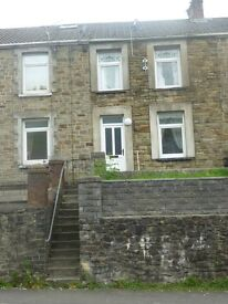 3 Bed House To Rent, Oxford Street, Pontycymmber, BRIDGEND