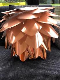 Vita Silvia Copper Ceiling Shade / Pendant