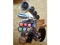 Complete makeup kit in carry case, perfect for a budding makeup artist or beauty therapist