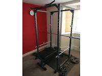 Bodymax CF375 Power Rack / Squat Rack / Power Cage - Retail price 200gbp