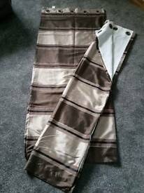 Lined Curtains 66 x 72, great condition. £5.00