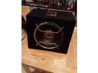 Mutant amp and JBL 60th Anniversary Edition Sub Woofer