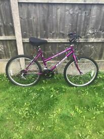 MAGNA ECHO RIDGE GIRLS/LADIES 10 SPEED MOUNTAIN BIKE