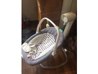 John Lewis baby Bouncer Joie 2 in 1