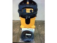 MIRKA dust extraction unit new hose. car body repair wood work etc