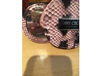 Jimmy Choo compact case and mirror.. New