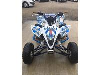 Suzuki ltr 450 race quad / road legal