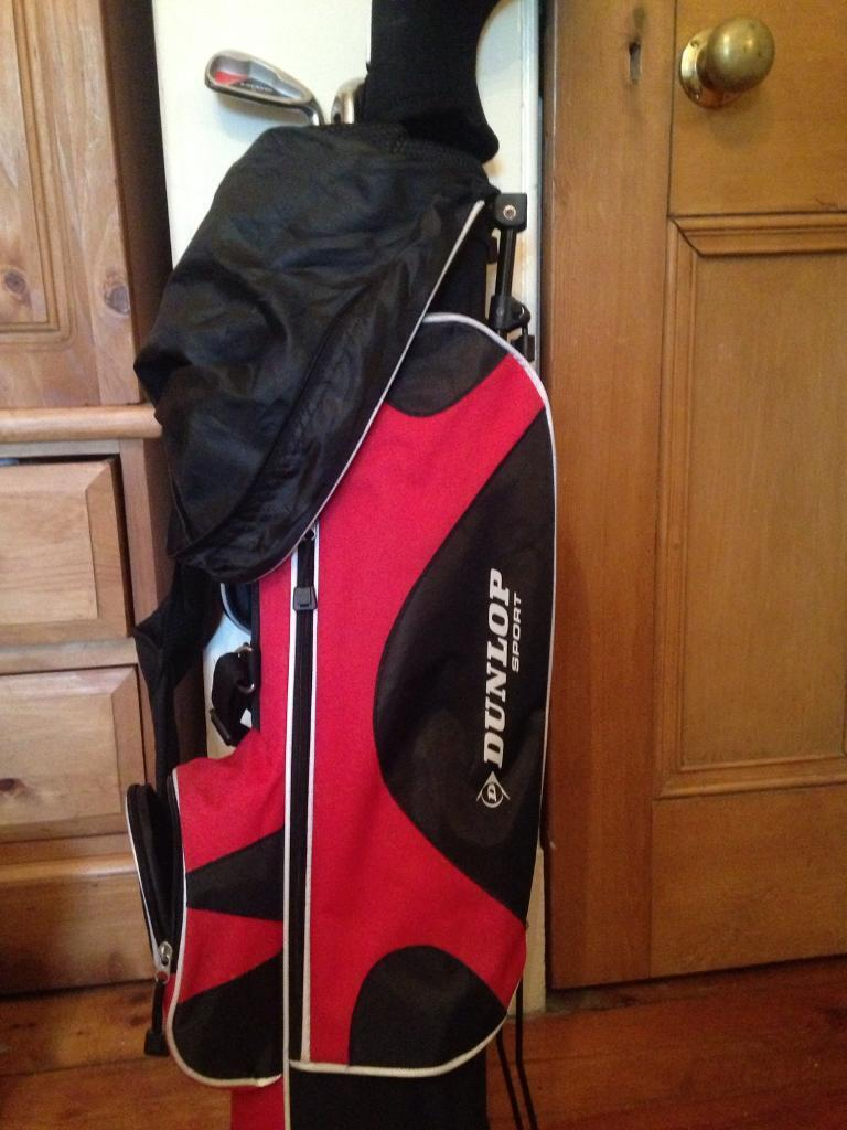 Set of Dunlop Junior Golf Clubs