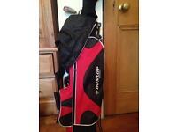Set of Dunlop Junior Golf Clubs