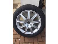 Audi A6 spare wheel new