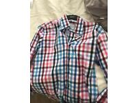 Men's shift Yachting Company size large