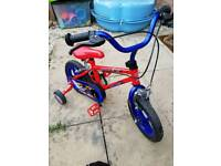 "Toddler bike 12"" great condition"