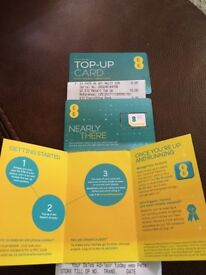 EE Everything Pack Sim Card - worth £10 SELLING FOR £5 (free postage)