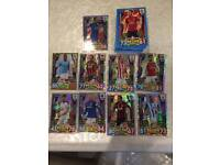 Match Attax Xtra cards for sale