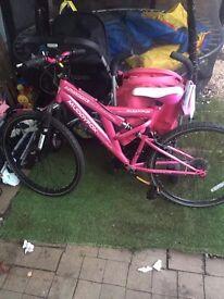 Womans bike