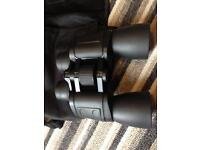 Binoculars multi coated optics 99m/1000m