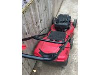 Mountfield lawn mower good working order great reliable engine