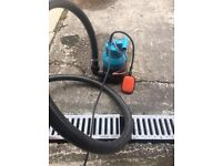 gardina submersible pump