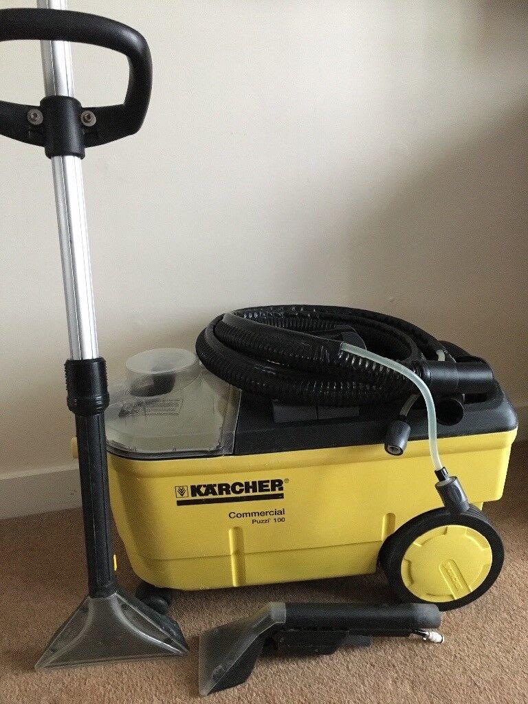 Karcher Puzzi 100 Carpet Cleaner In Burton On Trent