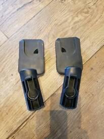 Maxi Cosi adaptors