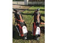 EZ Kids PGA golf club sets (age 5-8 approx)