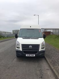 VW Crafter Motorhome - 2010