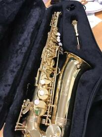 Trevor James alpha saxophone