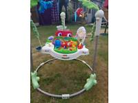 Fisher price rainforests jumperoo