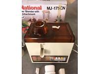 For sale retro national 3 in 1 blender
