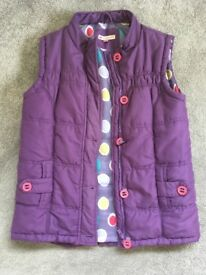 Girls gilet - age 12 - in great condition!