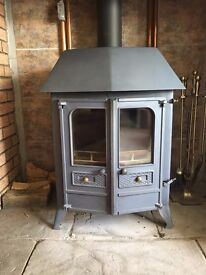 Charnwood Country 15B (Boiler) Woodburning Stove