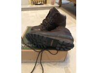 Brasher Ladies Hillmaster walking boots- size 6.5