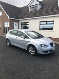 **SEAT LEON ECOMOTIVE** Tax ONLY £30!