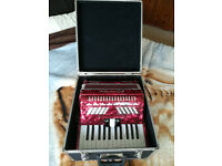 Piano Accordion 48 bass