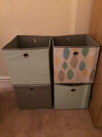 Storage Boxes from Argos