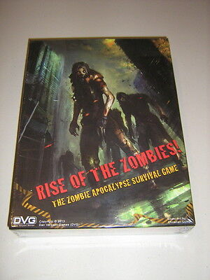 Rise of the Zombies! The Zombie Apocalypse Survival Game (New)
