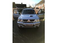 L200 Animal good condition full service history new engine put in at 75000