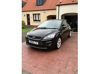 2008 Ford Focus ST-3, Full Service History, 58 plate