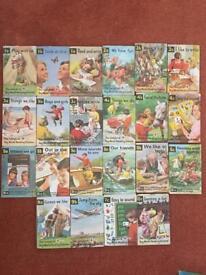 93 used ladybird books