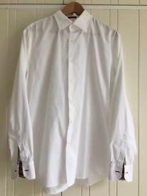 Mens Paul Smith White Shirt