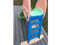 Large child's Slide with hose attachment