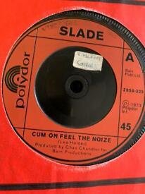 Slade cum on feel the noize 7 inch