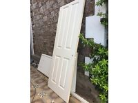 Two Internal doors for sale (used)