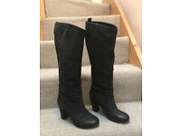 Aldo Knee High Boots Size 5 1/2