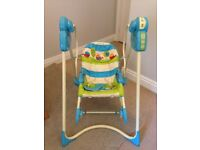 Swing 'n Rocker Fisher Price