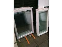Double glazed window inserts x8